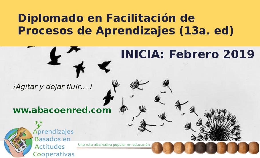 Facilitación de Procesos de Aprendizajes (DI-FACIL 13)