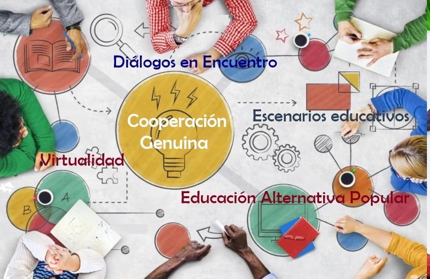 """IV Curso Internacional """"Facilitación de Aprendizajes desde un Ambiente Cooperativo Virtual"""" (CI-FAAV 4)"""